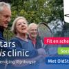 Kennismaking OldStars tennis