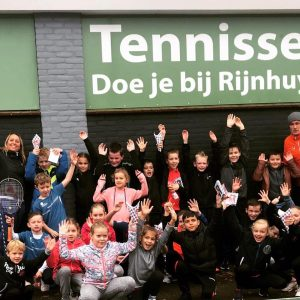 onderlinge wedstrijden jeugd Rijnhuyse