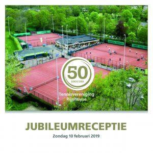 TVR jubileumreceptie