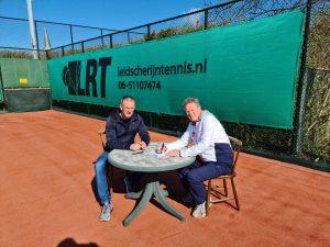 Samenwerking met LRT